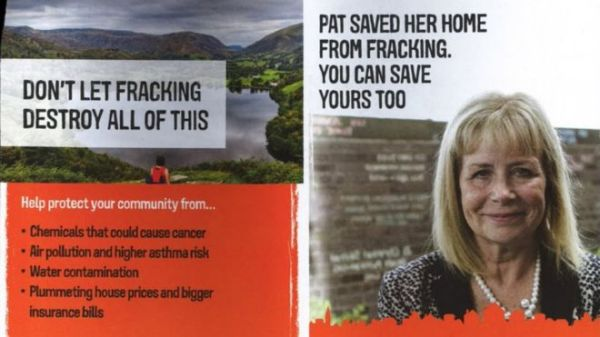 foe-false-fracking-leaflet-bbc